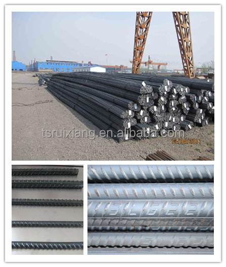 KS standard Steel rebar, iron rods export products