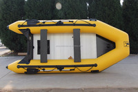 CE approved ASM360 Rubber raft inflatable boat with outboard motor made in China