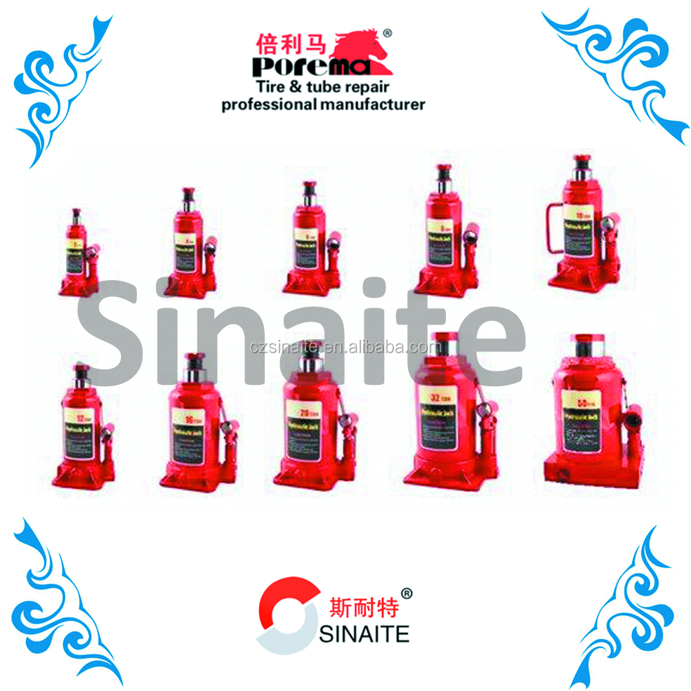 Portable hydraulic jacks for tyre repair tools/hydraulic car jack