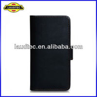 With 2 card holders,Leater Wallet Case for Sony Xperia E, Wallet case cover----Shenzhen Laudtec