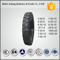 Top brand China solideal forklift tires for sale