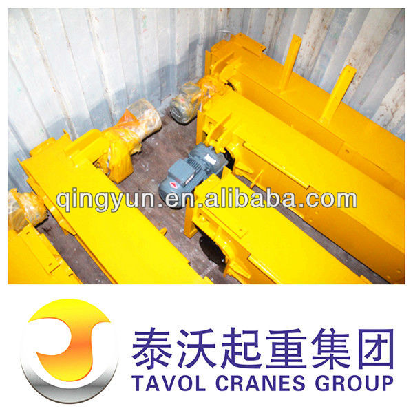 High Quality End Beam/End Carriage with motor