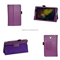 "Flip Folding Case PU leather Cover Stand for 7"" HP Slate 7 3G Tablet"