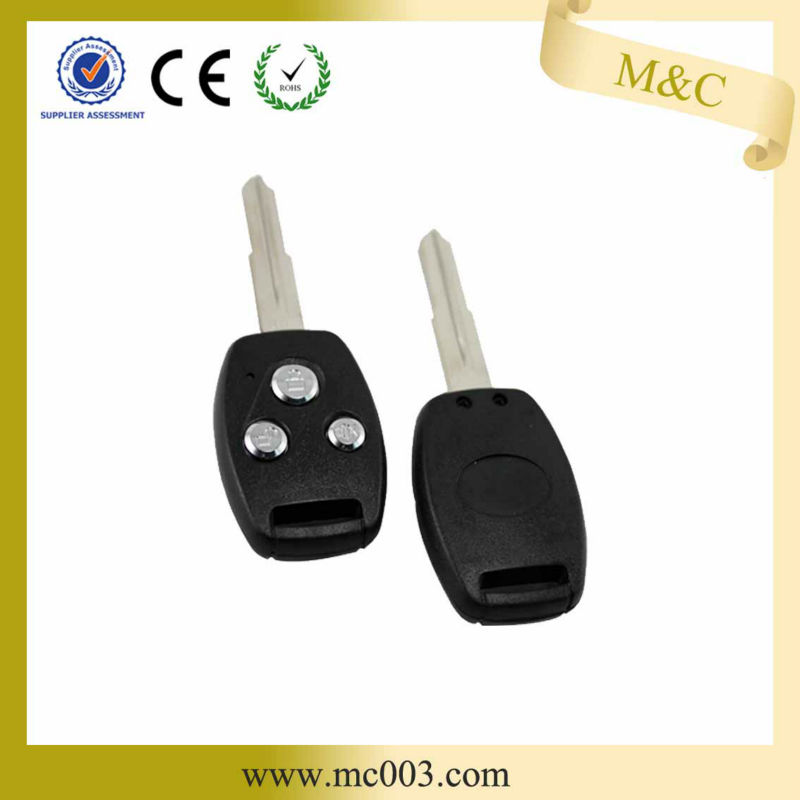 Folding Remote KEY For car alarm security system