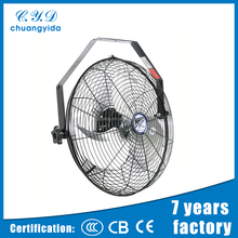 High quality powerful air flow 2 in 1 air cool industrial stand fan