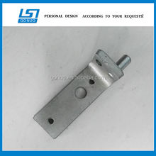 hardware manufacture OEM stamping metal bending brackets hole punch welding rod