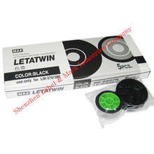 INK RIBBON LM-IR300B(compatible) for MAX LETATWIN electronic lettering machine LM-370E,LM-380A,LM-380E,LM-390A/PC