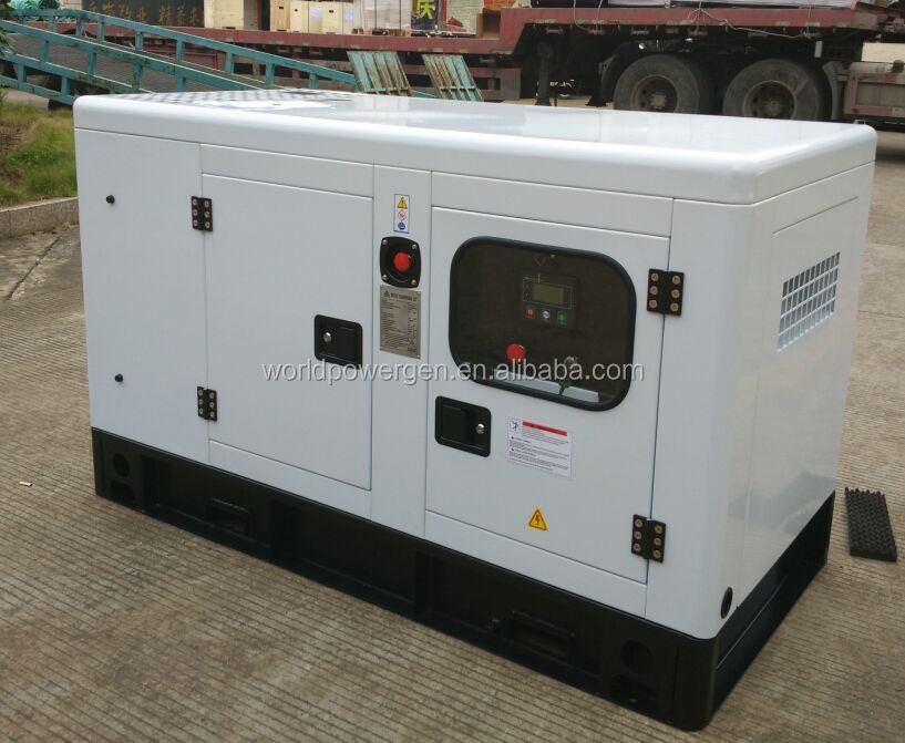 Low rpm 10kva small power plant generator