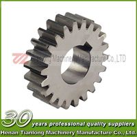 Heat Treatment Transmission Spur Gear