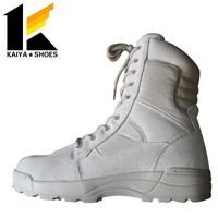 American style desert storm defender beige military boots for hot weather