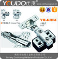 hydraulic self closing glass door concealed hinge