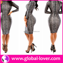 2015 newest dress for old women