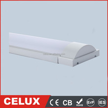 1.2M 2*18W batten led linear luminaire lighting fixture 40w led linear light