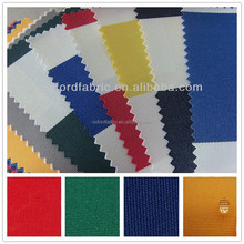 100 polyester pu coating fabric waterproof fabric