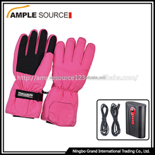 Hot-Selling High Quality Low Price Rechargeable Battery Heated Gloves Liner