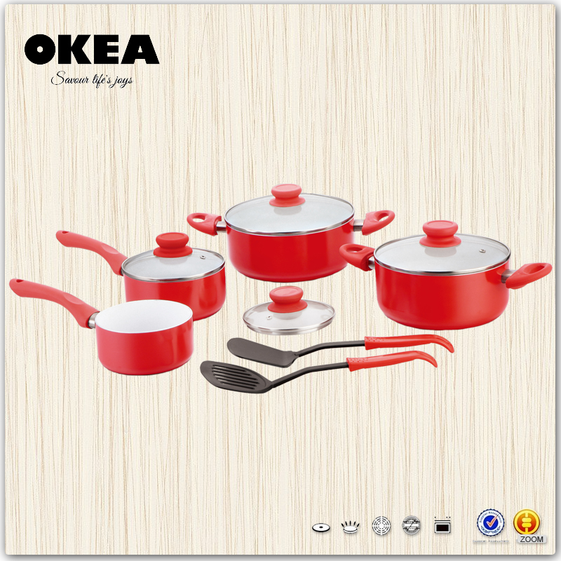 Newest safe cookware pots