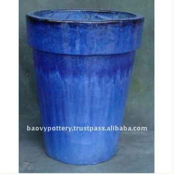 New Design Outdoor Ceramic Flower Pot Buy Outdoor Glazed
