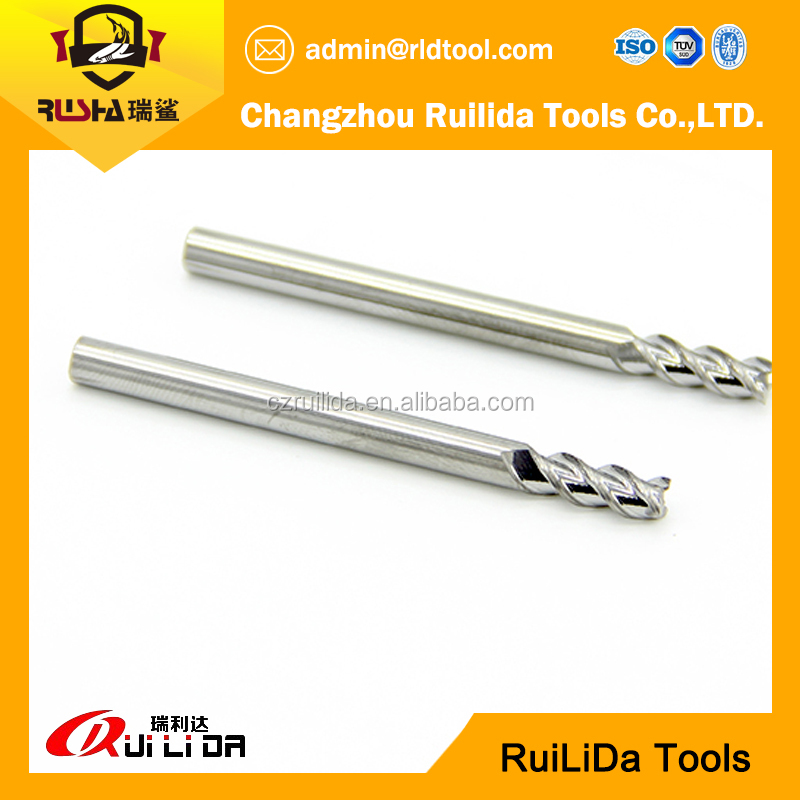 High Quality Solid Carbide End Mill, Drills, Reamers