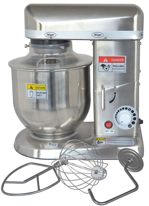 7 liter stand mixers food processor with dough hook