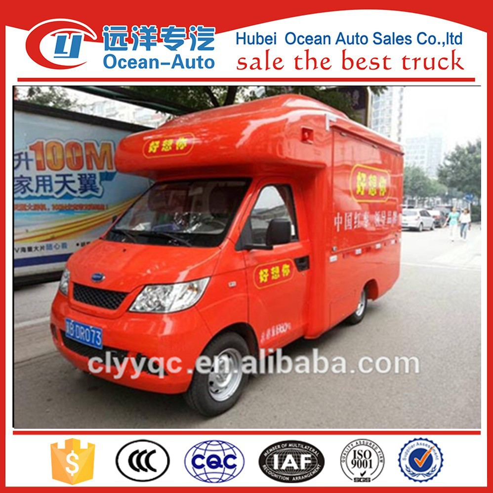 buy frozen food truck /food warmer truck