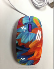 3D sublimation printed mouse