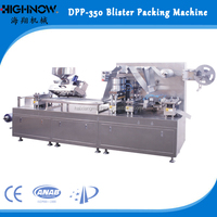 DPP-350 Medical Blister Packaging Machine Manufacturer