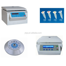 12*1.5/2ml or 10*5ml table top micro capacity high speed centrifug,microcentrifuge