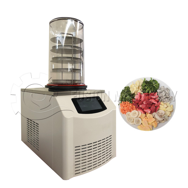 Used freeze drying machine for home/small freeze dryer for fruits