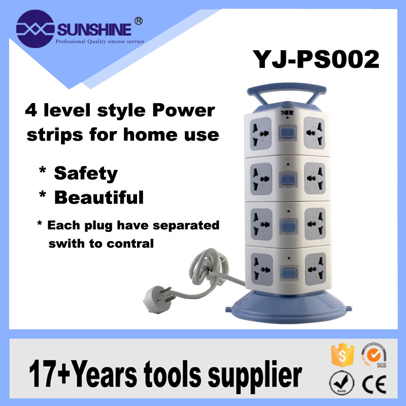 Wholesale Universal Electrical Multi Pin Plug Sockets With Usb Charger For Homeuse