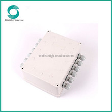 China's ABS solar waterproof aluminum junction box