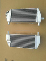 Motocross Bike Motorcycle Aluminum Radiator For Kawasaki KX125 KX250 KX 125 250 1994-2002 1995 1996 1997 1998 1999 2000