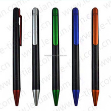 Hot plastic ball pen with logo printing all kinds of ball pens