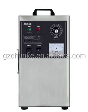 China high quality stainless steel ozonizers meter for water and air processing