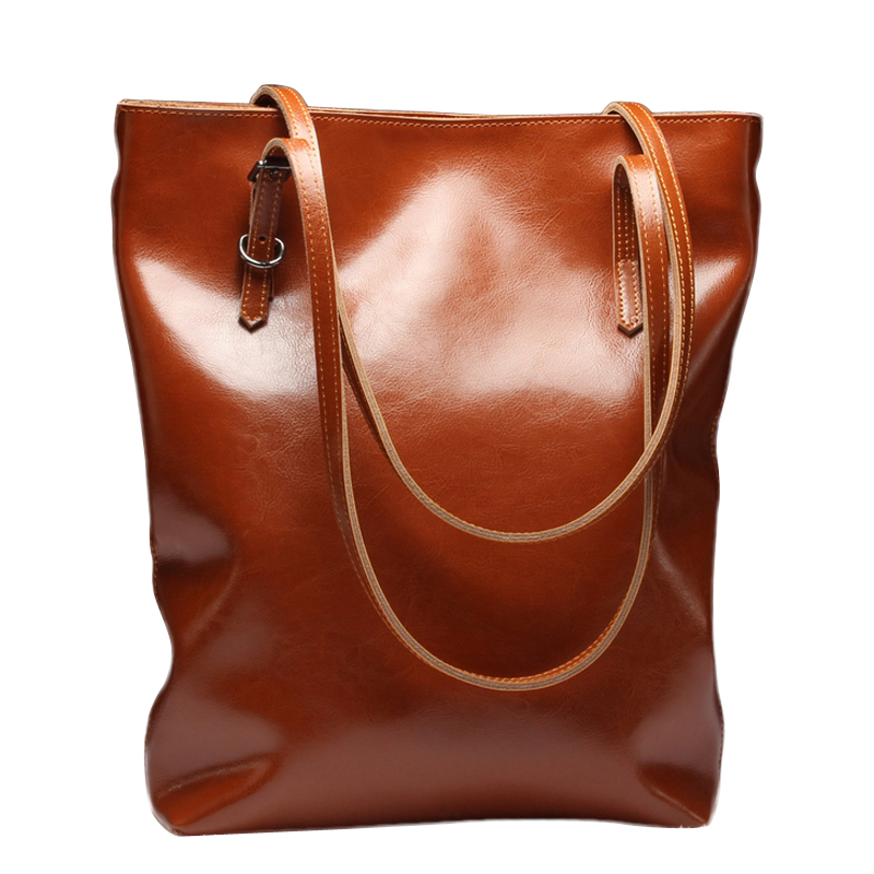 Large Genuine Leather Bag Designer Women Leather Handbags Fashion Women messenger bags Women bag Shoulder Bags 2015 New BH844