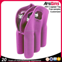 Promotion cheap 6 pack neoprene cooler tote bag