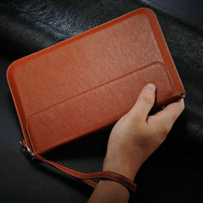folding Flip Stand Leather Case for iPad Mini, For iPad Mini 2 Retina Leather Case