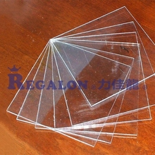 Recycle polycarbonate solid panel