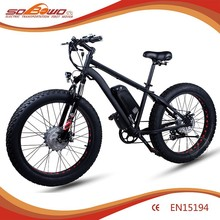 xds electric bicycle beach bike CE EN15194 approived