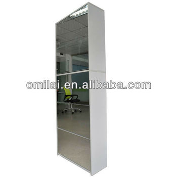 large shoes cabinet