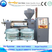Small Cold Press Oil Machine with Operation Video/oli press machine