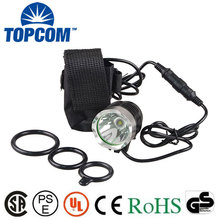 Waterproof Highlight Rechargeable T6 LED Bicycle Lamp