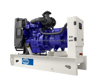 China Manufacturer Standby 110kva/88kw Water Cooled 4 Cylinders P150-3 FG Wilson Diesel Generator Engine by 1104C-44TAG2