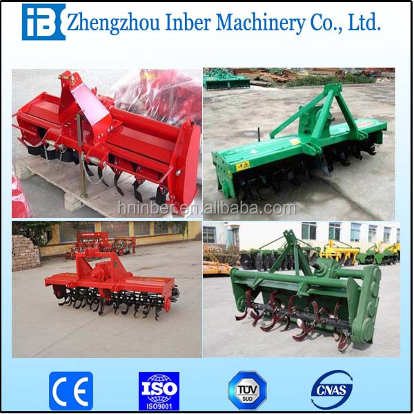 Factory directly supply easy working rotavator cutivator equipment
