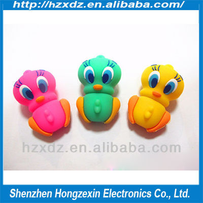 Animal Duck 4GB Usb Flash Drive/Cartoon 8GB usb flash drive