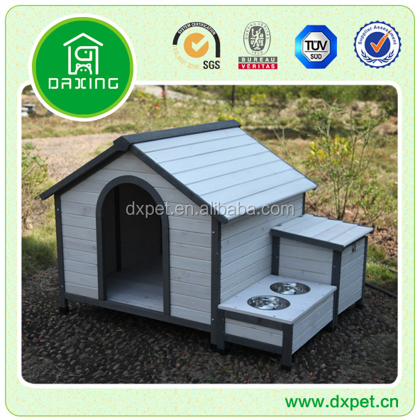 Timber Log Cabin Dog Kennel (BV SGS TUV)