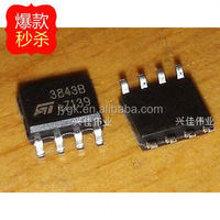 """To force 2014 \"" The new 3843B UC3843 UC3843B SOP8 Power Management IC - XJDZ"