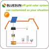 solar electricity generating system for home 2kw 3kw 5kw 10kw off grid on grid