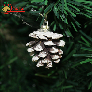 Supplier Sell Mixed Christmas Pine Cone and Foam Ball, Indoor Decor