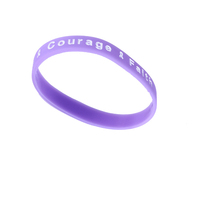 new cool thin silicone rubber band bracelet,thin silicone bracelet