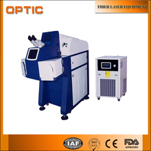 China Laser Spot soldering Welding Machine For Jewelry